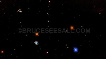 Constellations Virgo and Leo 2