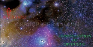 Ophiucus Nebula & Black Hole 3