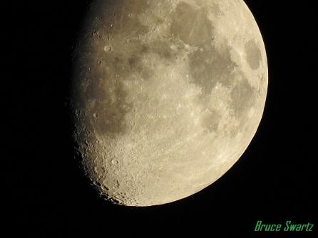 Moon Sept 30 2017
