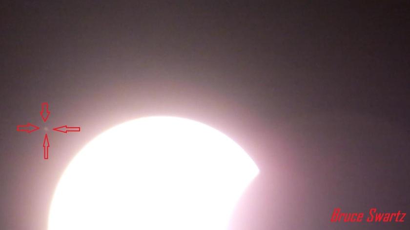 solar eclipse visitor