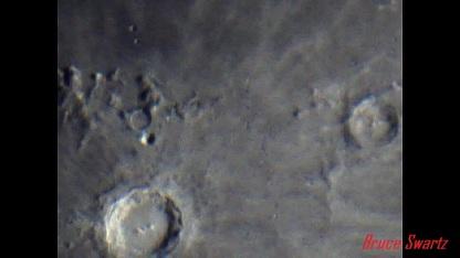 Copernicus & Eratosthenes Crater